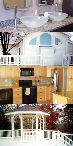 Remodeling, Decks, Kitchens, Bathrooms, and Home Improvements